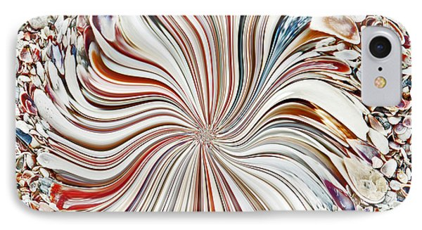 Abstract Seashells Phone Case by Aimee L Maher Photography and Art Visit ALMGallerydotcom