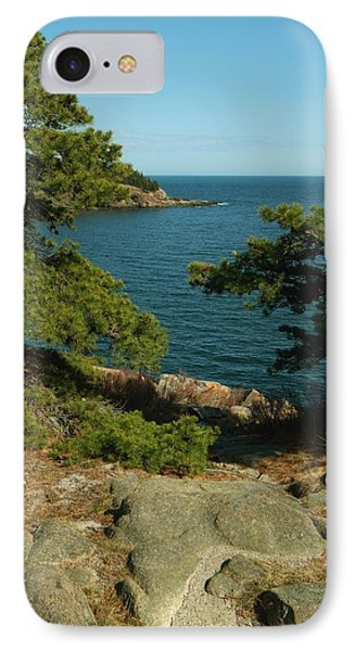 IPhone Case featuring the photograph Acadia In Maine by Rick Frost