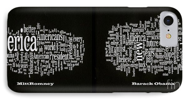 Acceptance Speeches IPhone Case by David Bearden