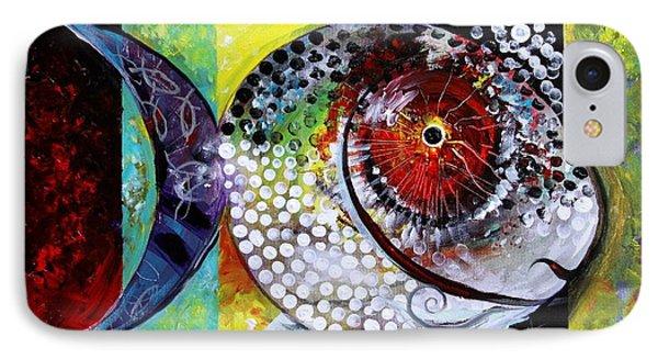 Acidfish 70 Phone Case by J Vincent Scarpace