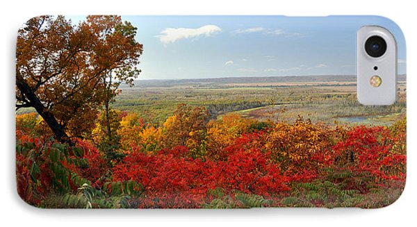 Across The Big Muddy Phone Case by Marty Koch