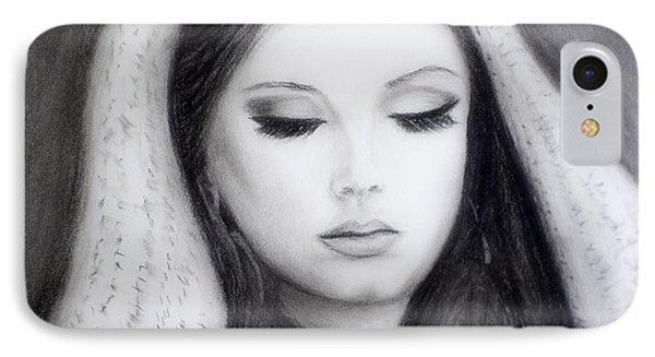 Adele Phone Case by Gina Cordova