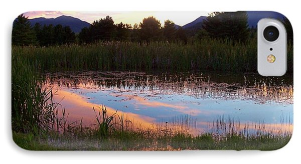 Adirondack Reflection 1 Phone Case by Peggy Miller