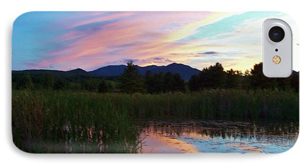 Adirondack Reflections 2 Phone Case by Peggy Miller