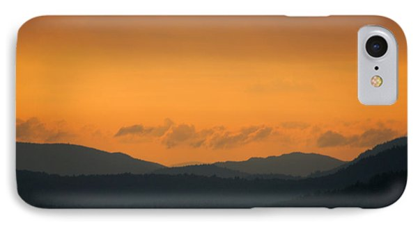 IPhone Case featuring the photograph Adirondacks by Steven Richman