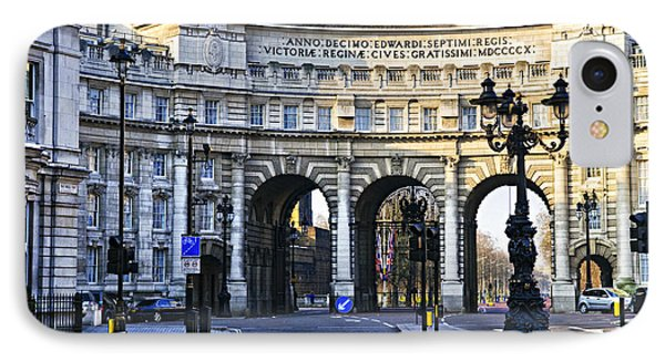 Admiralty Arch In Westminster London Phone Case by Elena Elisseeva