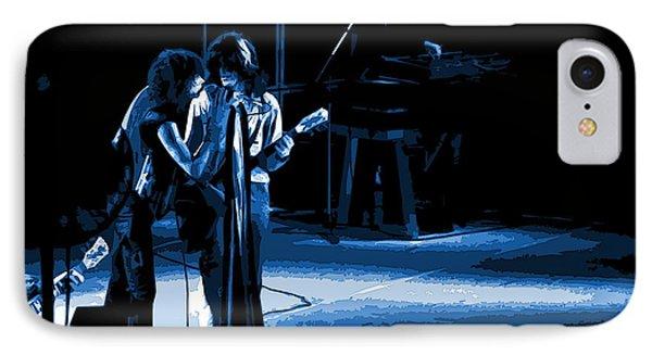 Aerosmith In Spokane 12c Phone Case by Ben Upham