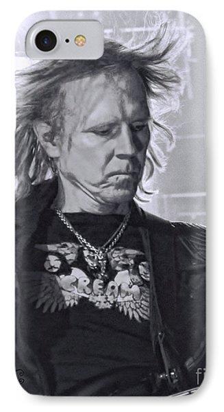Aerosmith Phone Case by Traci Cottingham