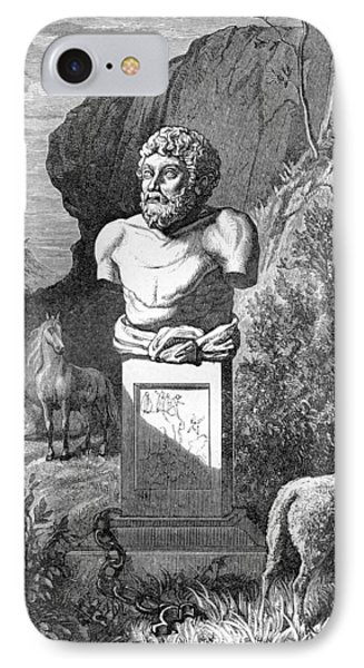 Aesop, Ancient Greek Fabulist Phone Case by