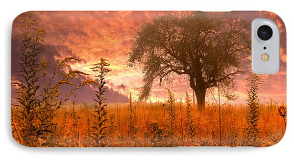 Aflame IPhone Case