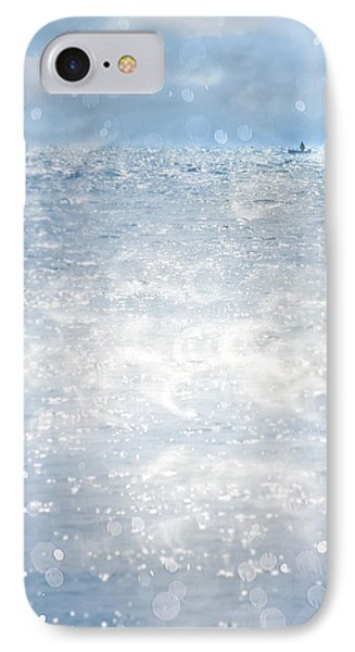 Afloat IPhone Case by Richard Piper