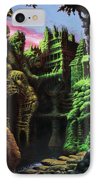 After A Long Silence Phone Case by Tony Hough