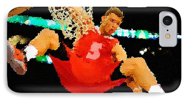After The Slam Dunk Phone Case by Anthony Caruso