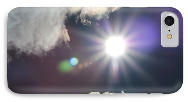 After The Storm Phone Case by J McCombie