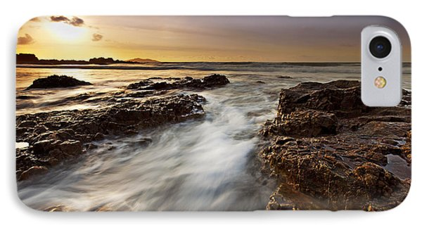 IPhone Case featuring the photograph Afternoon Tide by Beverly Cash