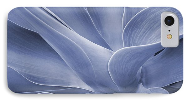Agave In Blue IPhone Case