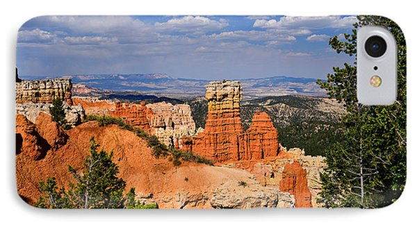 Agua Canyon Bryce Canyon National Park Phone Case by Greg Norrell