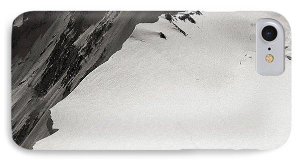 Akkem Wall. Western Plateau Phone Case by Konstantin Dikovsky