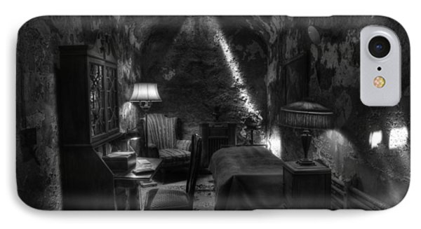 Al Capone's Cell IIi - Easton State - Scarface - The Syndicate - The Chicago Outfit   Phone Case by Lee Dos Santos