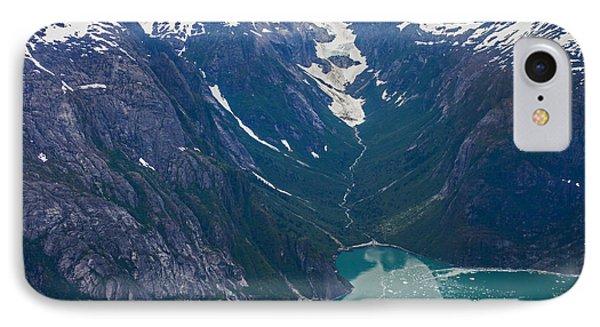 Alaska Coastal Phone Case by Mike Reid