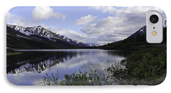 Lower Summit Lake IPhone Case
