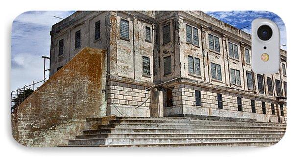 Alcatraz Cellhouse  Phone Case by Garry Gay