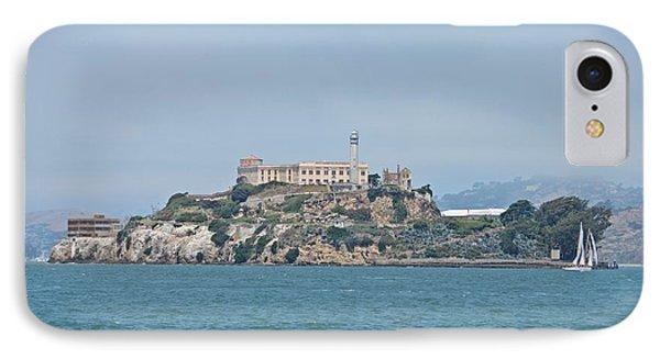 Alcatraz Island Phone Case by Cassie Marie Photography