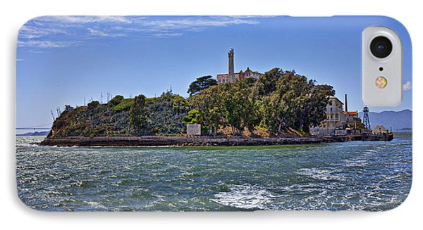 Alcatraz Island San Francisco IPhone Case