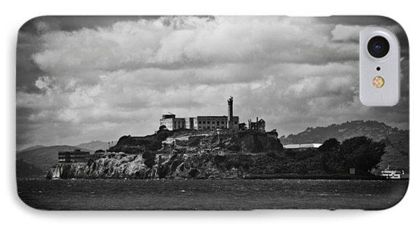 Alcatraz Phone Case by Ralf Kaiser