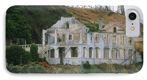 Alcatraz Skeleton IPhone Case