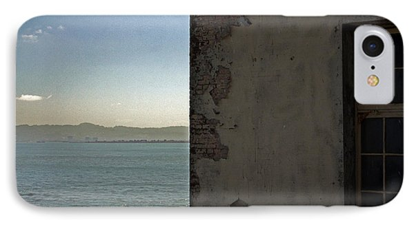 Alcatraz View IPhone Case by Ty Helbach