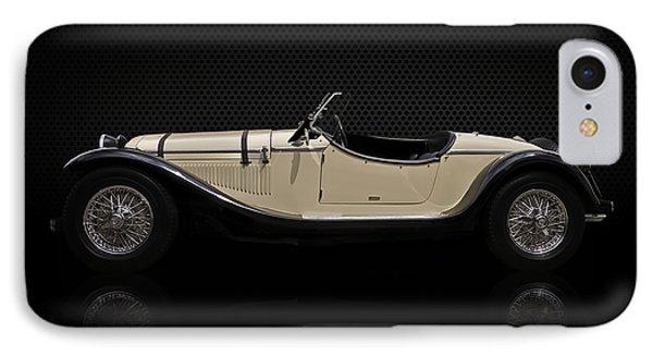 Alfa Romeo Zagato IPhone Case by Douglas Pittman