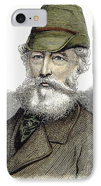 Alfred Krupp (1812-1887) Phone Case by Granger