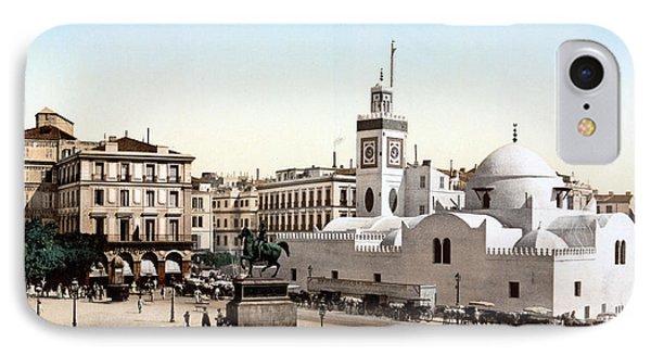 Algeria: Algiers, C1899 IPhone Case by Granger