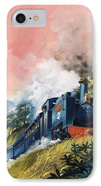 All Aboard For Devil's Bridge Phone Case by English School