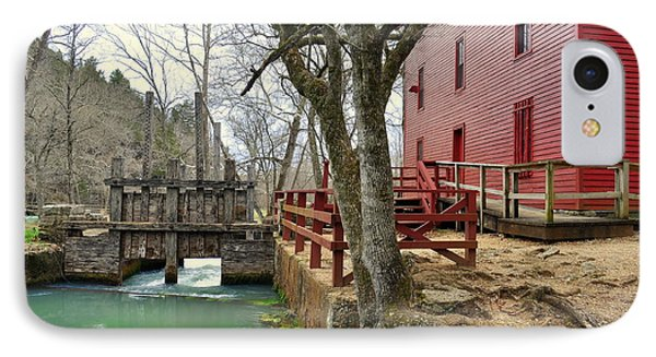 Alley Spring Mill 34 Phone Case by Marty Koch