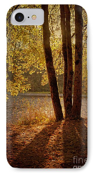 Along The River IPhone Case by Billie-Jo Miller
