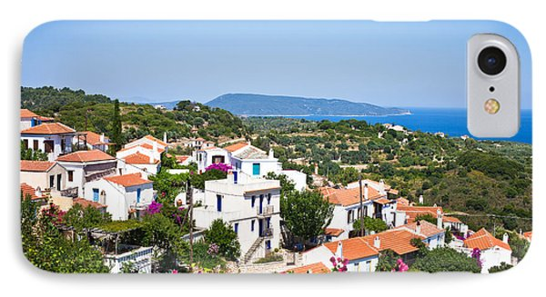 Alonissos IPhone Case by Tom Gowanlock