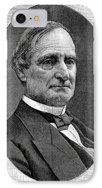 Alphonso Taft (1810-1891) Phone Case by Granger