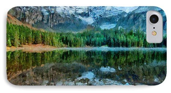 Alta Lakes Reflection Phone Case by Jeff Kolker