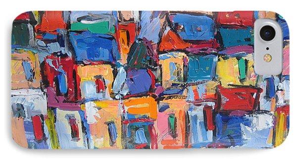Amalfi 06 Phone Case by Len Yurovsky