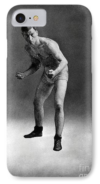 American Boxer, C1910 Phone Case by Granger