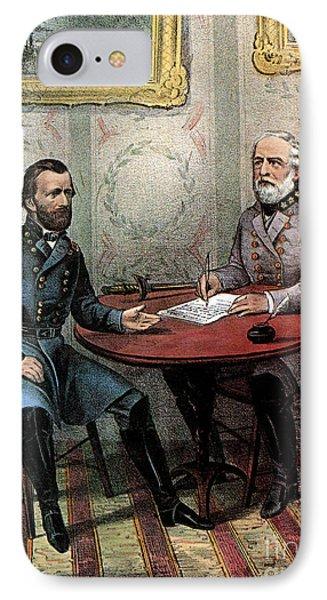 American Civil War  Phone Case by Photo Researchers