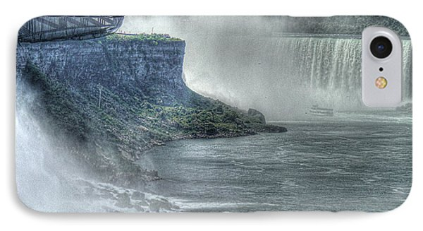 American Falls Phone Case by William Fields