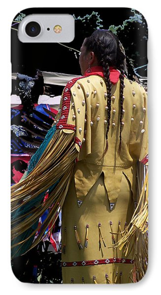 American Indian 2 IPhone Case