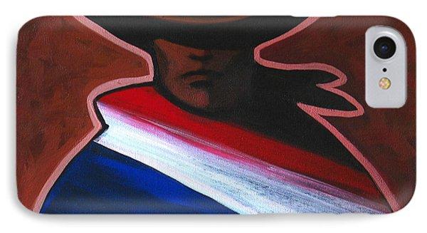 American Rider Phone Case by Lance Headlee