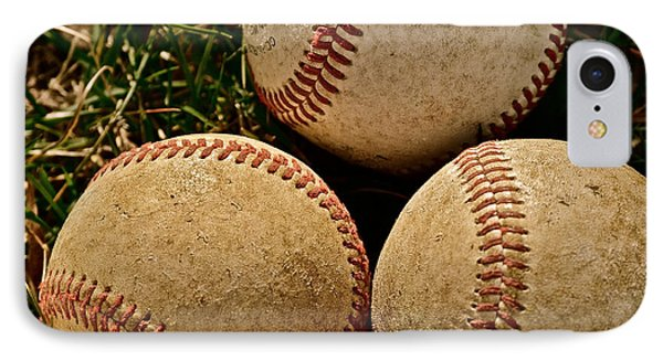 America's Pastime Phone Case by Bill Owen