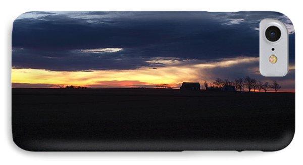 Amish Sunrise Phone Case by Joshua House
