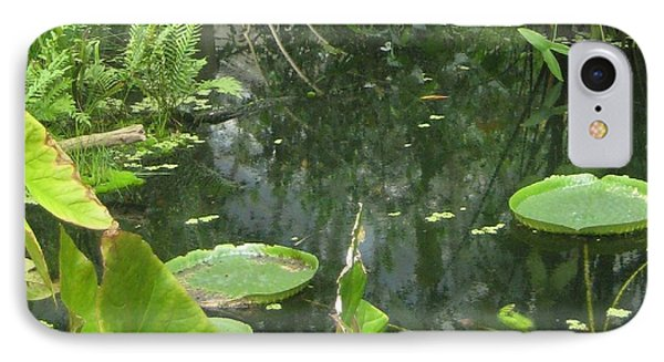 Among The Lily Pads IPhone Case