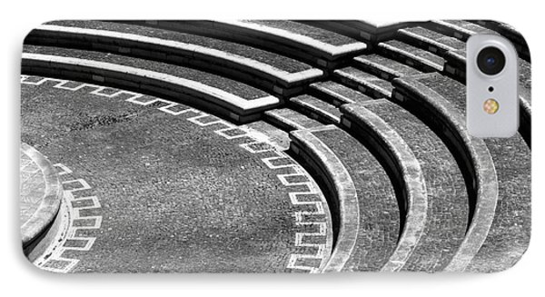 Amphitheatre Phone Case by Gaspar Avila